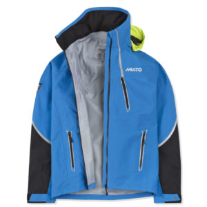 MPX GORE-TEX® Pro Race Jacket, Brilliant Blue, size XL